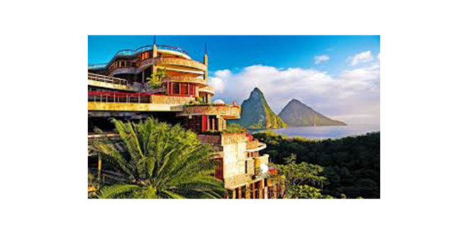 St  Lucia's Anse Chastanet and Jade Mountain Resorts earn