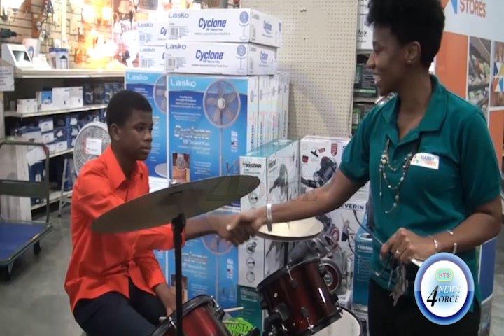 YOUTH ORCHESTRA GIFTED WITH MUSICAL INSTRUMENTS